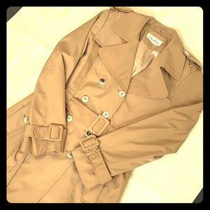 Calvin Klein Short Trenchcoat